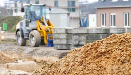 construcción de viviendas en 2018